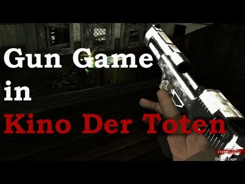 Kino Der Toten Custom Zombies World at War Remake
