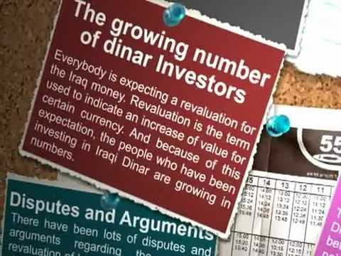 When will the New Iraqi Dinar revalue? When the revaluation of IQD is