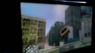 Gta Liberty City Stories Salto Arierre + Code Voiture