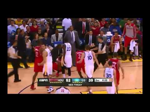 NBA CIRCLE - Houston Rockets Vs Golden State Warriors Highlights 13 Dec. 2013 www.nbacircle.com