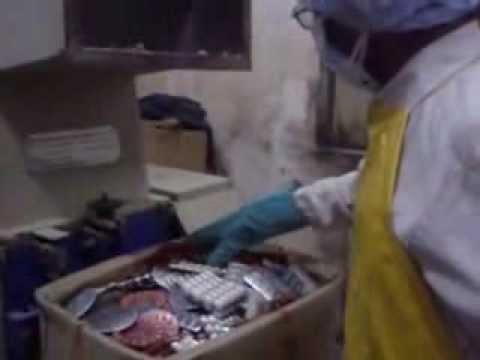 hospital waste shredder | hospital waste disposal | hospital waste crusher