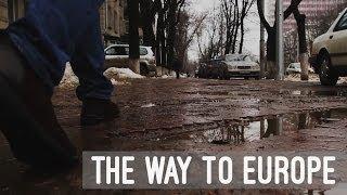 Chișinău. Moldova. Drumul spre Europa
