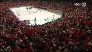 Hockey Olympic Final Vancouver 2010 Usa-Canada OT.mpg