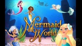 Mermaid World IPhone & IPad Gameplay Video