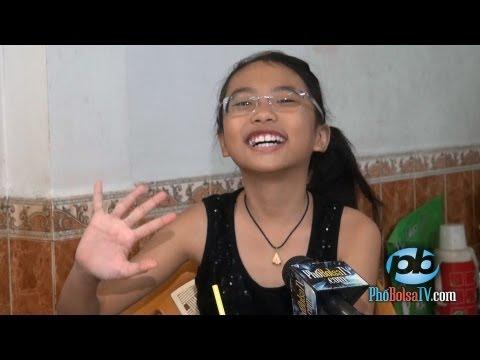Phỏng vấn thần tượng nhí Phương Mỹ Chi - PHẦN 3