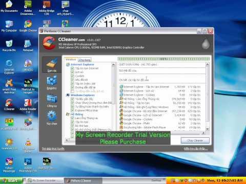 hướng dẫn sử dụng phần mềm dọn dẹp máy tính.wmv