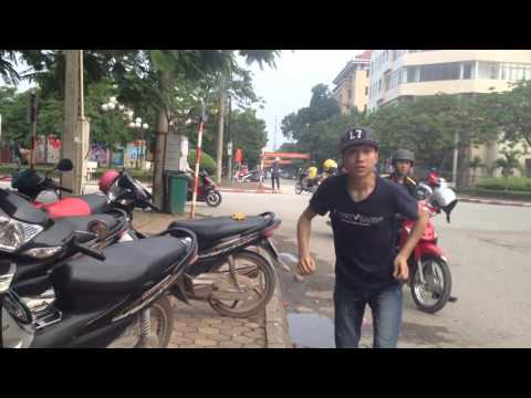 The Protector (Người bảo vệ) phiên bản sinh viên Thái Nguyên