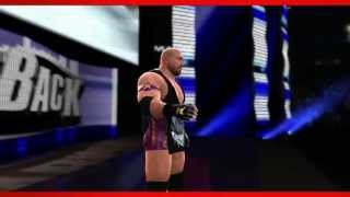 Ryback WWE 2K14 Entrance And Finisher (Official)