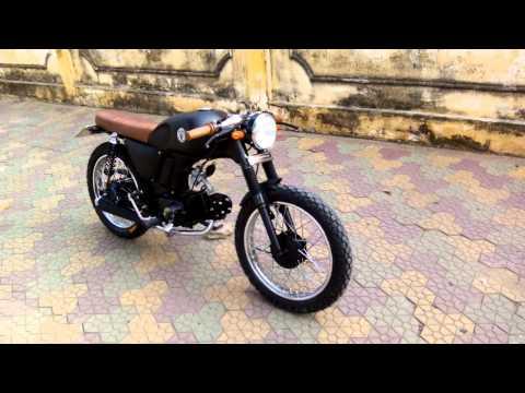 Ver.83 Honda 67 Cafe Racer 110cc