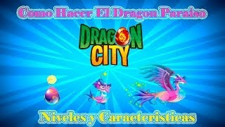 Como Hacer El Dragon Paraiso De Dragon City