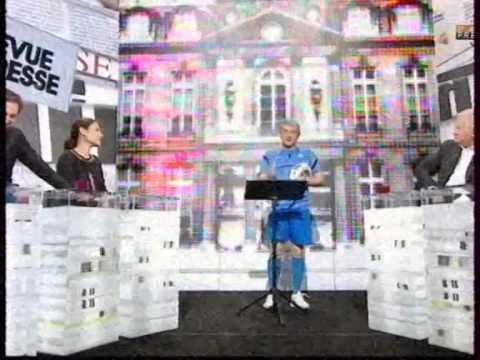 Didier Deschamps commente ses choix de la Coupe du monde 2014 par Michel Guidoni