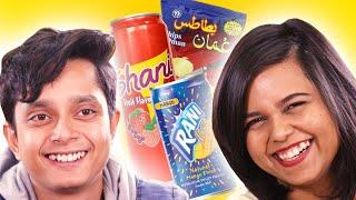 Indians Taste Test Gulf Snacks | BuzzFeed India