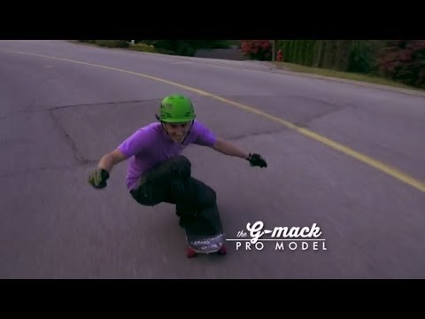 Rayne Longboards: Mike Fitter Pinch Hitter