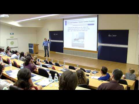 Prof. Adam Galinsky. Columbia University- IDC Herzliya