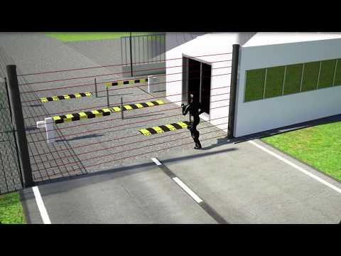 Newton Plus: Barriera a infrarossi / Infrared Barrier