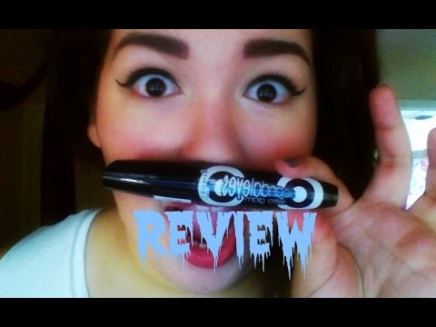 Rimmel London Scandal Eyes Mascara Review | ⊱ Lia Torres ⊰ ღ