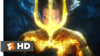 Aquaman (2018) - War for the Seas Scene (9/10) | Movieclips