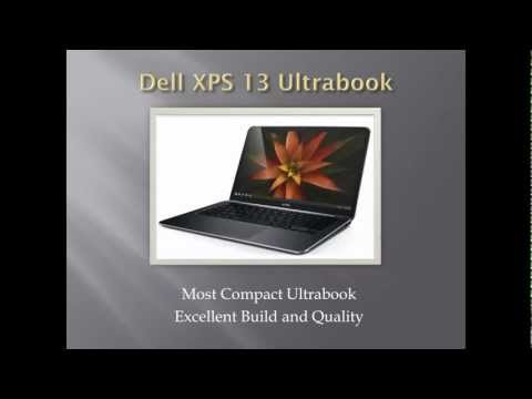 Top 5 Ultrabooks: Top Ultrabooks Right Now (June 2012)