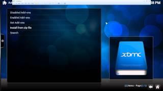 XBMC Install Windows 7(Greek)