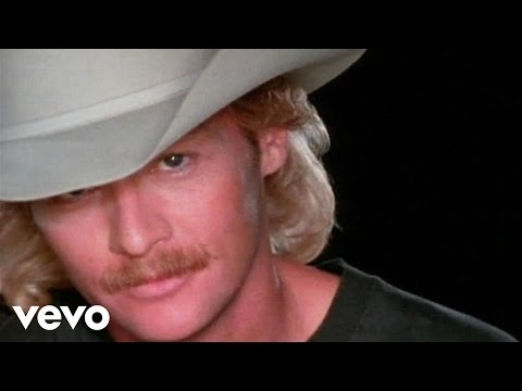 Alan Jackson - She's Got The Rhythm (And I Got The Blues)