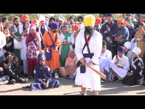 Yuba City Nagar Kirtan 2012