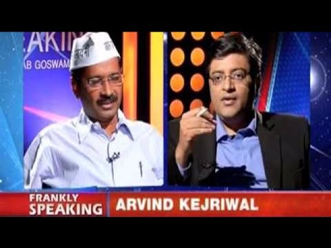 Frankly Speaking with Arvind Kejriwal - Full Episode