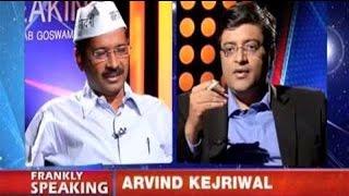 Frankly Speaking With Arvind Kejriwal Full Episode