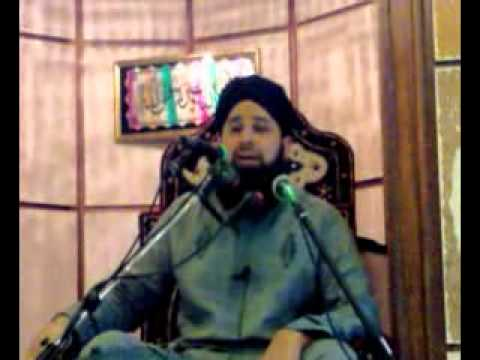 Mehfil e Naat At UK Ilford 9 june 2007 | Hazrat Owais Raza Qadri Sb