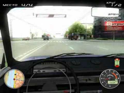 Обзор игры Lada Racing Club