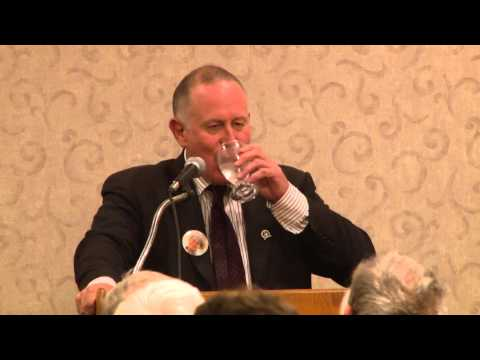 Trevor Loudon talks about Barack Obama's Past and America's Future