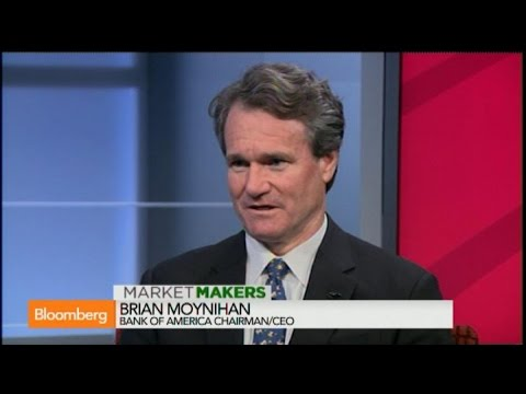 Moynihan: Markets Will Reflect Strong U.S. Economy