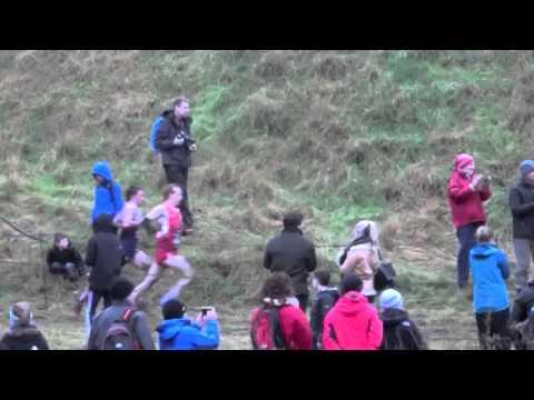 Great Edinburgh XCountry 2016 Men's 8km slow motion