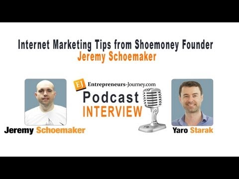 The Entire Business Life Story of Jeremy Schoemaker from Shoemoney.com Video