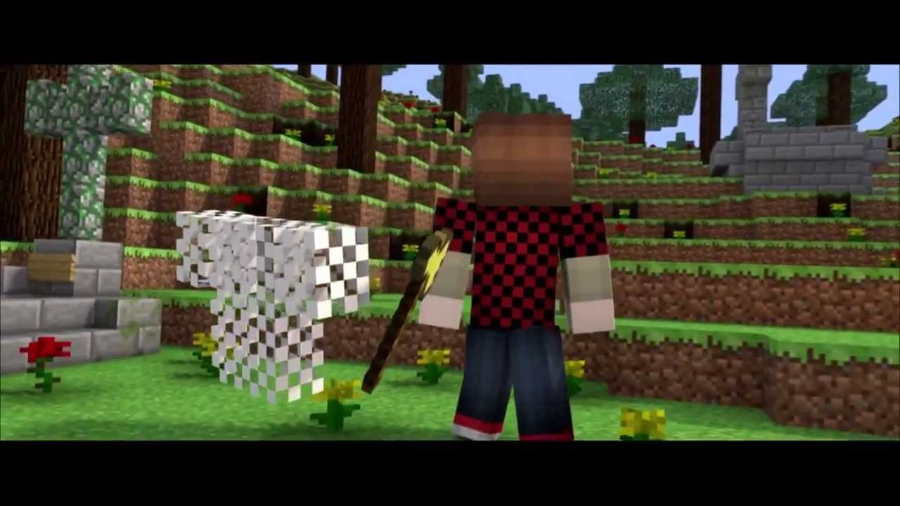 Minecraft song enchanted - 1