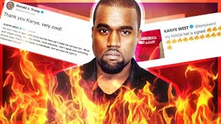 The Misadventures Of Kanye West