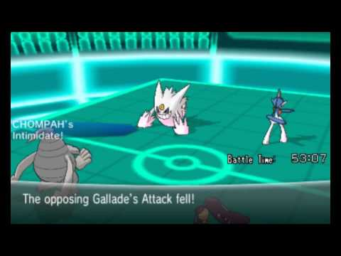 DuncanKneeDeep vs. Shofu vs. Zolrain vs. Austin: Pokemon X and Y Free For All