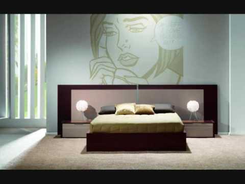 Dormitorios de dise o modernos mobles salvany youtube - Dormitorio diseno moderno ...