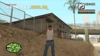 Mod De Voar Com Asas No GTA San Andreas