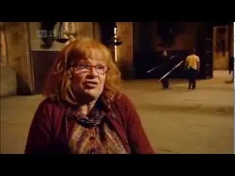 Julie Walters remembers Rupert Grint from his very beggining - Harry Potter and the D. Hallows (p2)