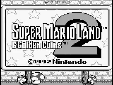 Super Mario Land 2 - 6 Golden Coins - Super Mario Land 2 + Energy Drink - User video
