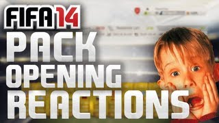 FIFA 14 Top 5 Pack Opening Reactions!!