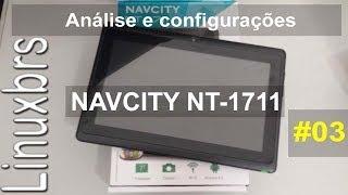 Navcity NT-1711 Análise E Configurações PT-BR
