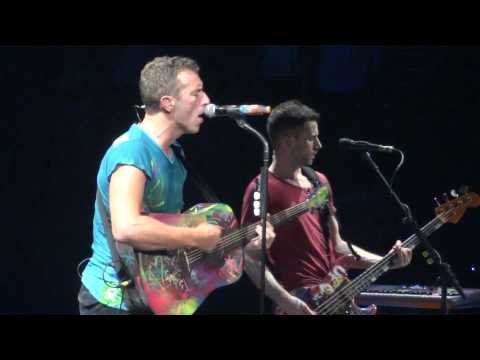 Coldplay Charlie Brown Live Montreal 2012 HD 1080P