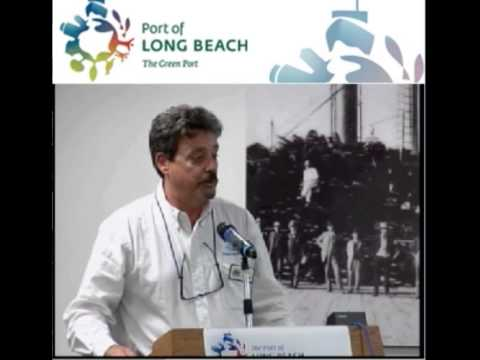 Joe Galliani SB350 @ Port of Long Beach Harbor Commission Meeting June 9 2014