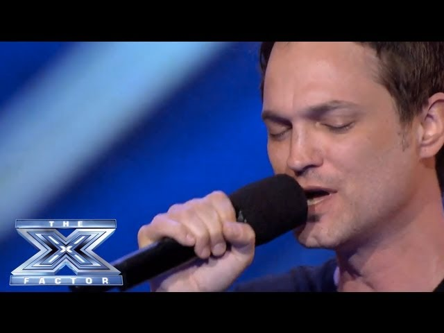 Jeff Gutt - Returning Contestant Seeks Redemption - THE X FACTOR USA 2013