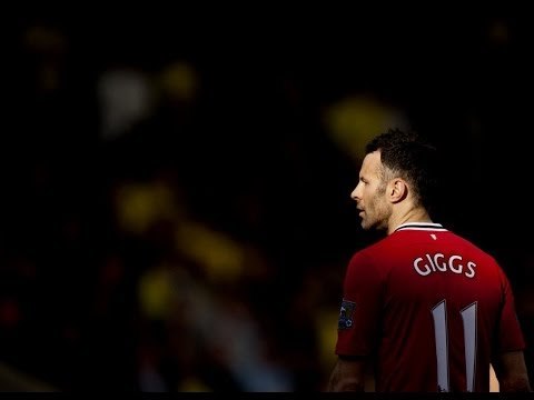 Ryan Giggs - Legend | 1990 - 2014 ||HD||
