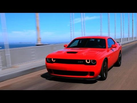 Car Tech - The hellacious Dodge Challenger SRT Hellcat