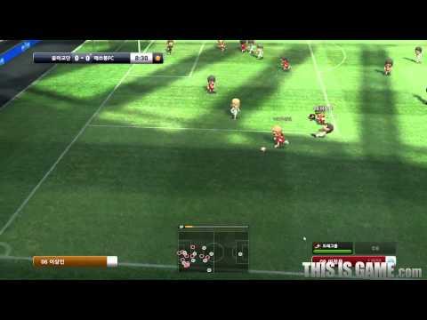 Game Siêu Quậy Cầu Trường  - một trận đá bóng Siêu Quậy Cầu Trường