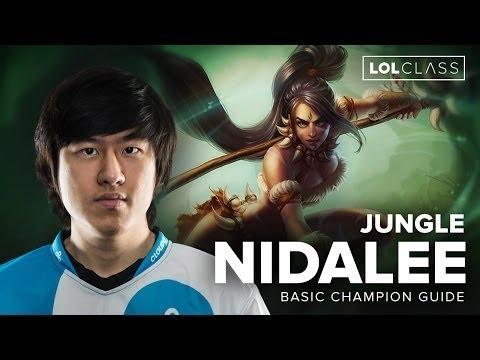 Nidalee Jungle Season 6 Guide by Cloud9 Rush   League of Legends