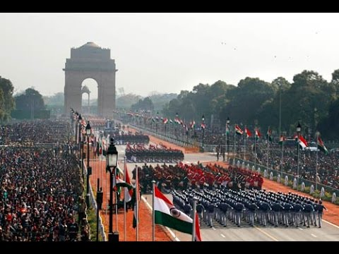 Republic Day Celebrations, 26th January 2015